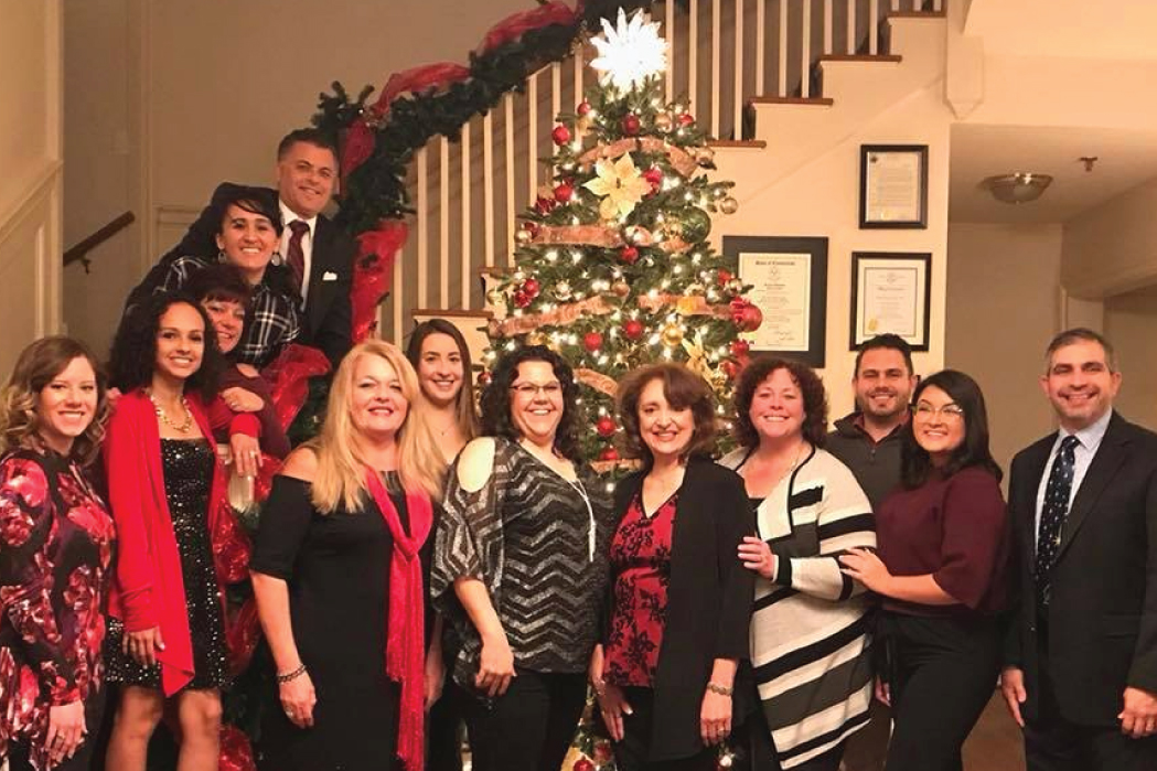 Holiday festivities at Southington Family Dentistry